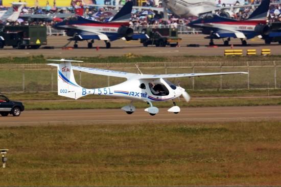 27-07-15 Avión Eléctrico