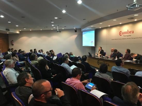 Asistentes Conferencia BioEconomic TSMC