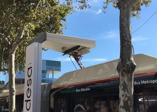Cargador-endesa-bus