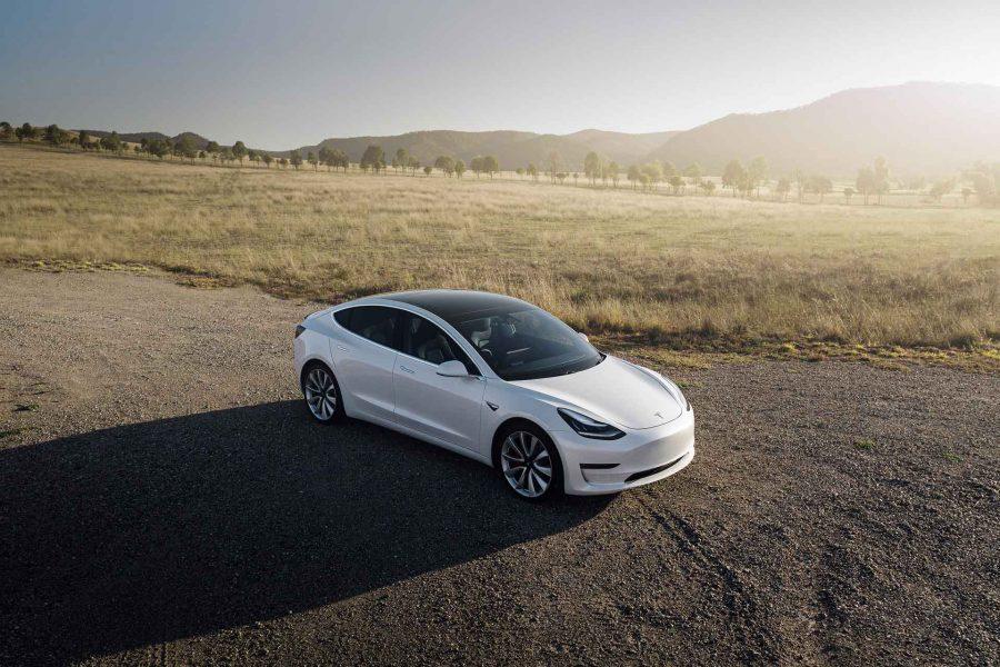 Tesla Model 3, uno de los EV más eficientes del mercado