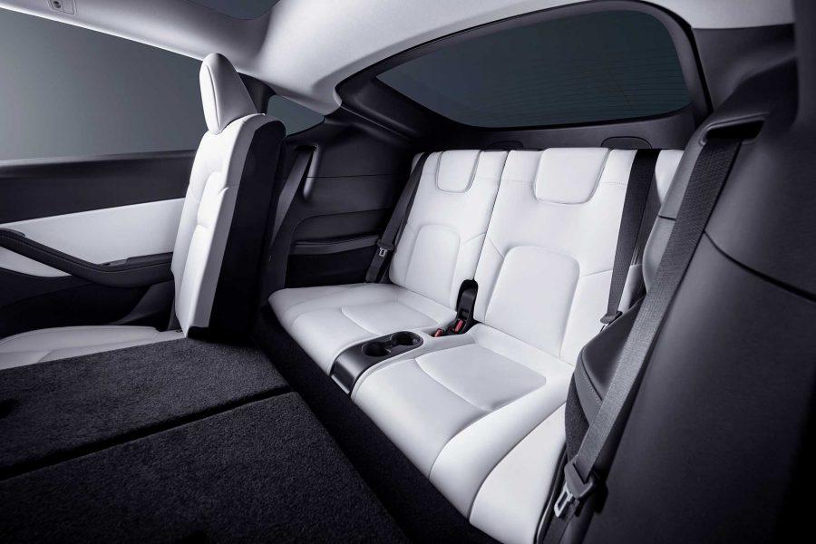 Tesla Model Y con 7 asientos