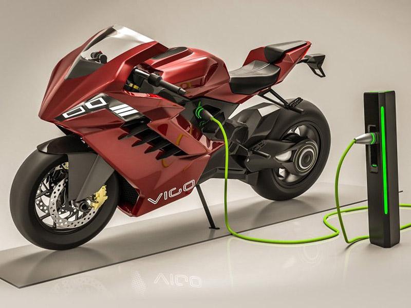 VIGO, la moto eléctrica con más de 600 km de autonomía