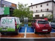 Foto 3 del punto IBIL - Parking Eroski Oñati