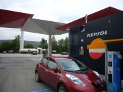 Foto 10 del punto IBIL - Gasolinera Repsol La Pausa. Bárcena de Cicero