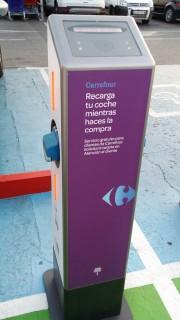 Punto De Recarga Carrefour L Eliana C C El Osito