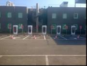 Foto 19 del punto Tesla Supercharger Lleida