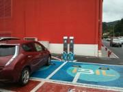 Foto 3 del punto IBIL - Parking Eroski Hiper Zalla