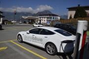 Foto 1 del punto Beckenried Tesla Supercharger