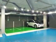 Foto 2 del punto Parking Sant Leopold