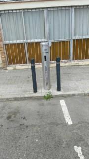 Foto 1 del punto Punto de recarga Ayuntamiento El masnou