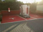 Foto 7 del punto Supercargador Tesla Girona