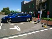 Foto 2 del punto Tesla Supercharger Lleida