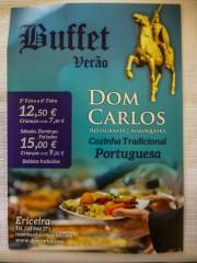 Foto 1 del punto Restaurante Dom Carlos