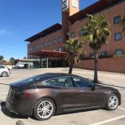 Foto 2 del punto Supercargador Tesla Valencia