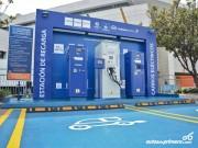 Foto 2 del punto Estacion de Carga Carros Electricos