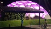 Foto 2 del punto Plaza del Milenio (Exterior) - Proyecto REMOURBAN