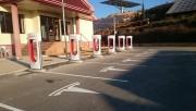 Foto 18 del punto Supercargador Tesla Ariza