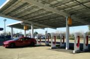 Foto 3 del punto Aosta Tesla Supercharger