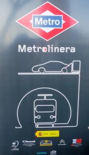 Foto 16 del punto Metrolinera Citroën Sáinz de Baranda