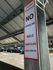 Foto 26 del punto Electrolinera Verde - Real Sitio de San Ildefonso