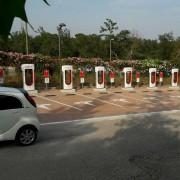 Foto 8 del punto Supercargador Tesla Caldes Malavella
