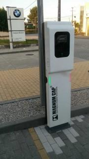 Foto 2 del punto Posto Stand BMW