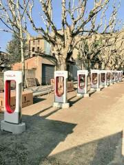Foto 10 del punto Tesla Supercharger La Seu d'Urgell