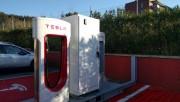 Foto 11 del punto Supercargador Tesla Girona
