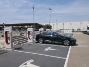 Foto 1 del punto Tesla Supercharger Zaragoza