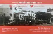 Foto 1 del punto Hotel Rest La Carreta