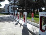 Foto 32 del punto Tesla Supercharger Tordesillas