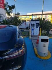 Foto 2 del punto Gasolinera Galp Av. Washington - Endesa