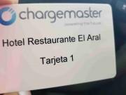 Foto 3 del punto Cargacoches - Hotel Restaurante El Aral