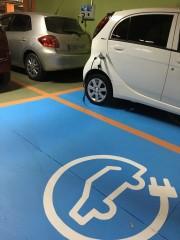 Foto 1 del punto Parking CC Oasis
