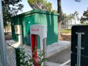 Foto 2 del punto Tesla Supercharger Tordesillas