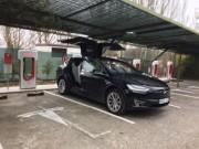 Foto 17 del punto Supercargador Tesla Burgos