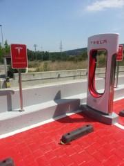 Foto 22 del punto Supercargador Tesla Girona