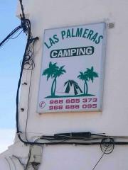 Foto 2 del punto Camping Las Palmeras . Baños de Fortuna