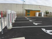Foto 9 del punto Tesla Supercharger Guarromán