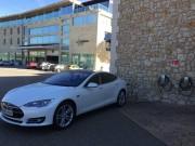 Foto 1 del punto Hotel Arzuaga (Tesla DC)