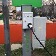 Foto 2 del punto Renovatio e-charge - Kaufland Constanta