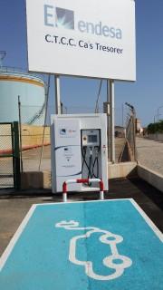 Foto 4 del punto Endesa ecaR-1 Palma de Mallorca