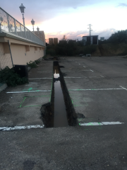 Foto 15 del punto Tesla Supercharger Almaraz