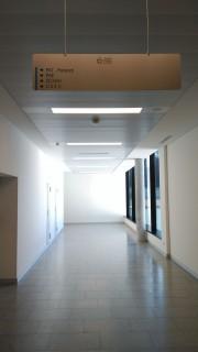 Foto 2 del punto Párking exterior Hospital Álvaro Cunqueiro