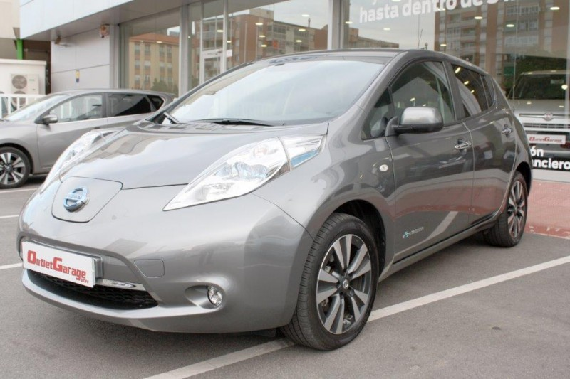 Foto de Leaf 30 kWh Tekna