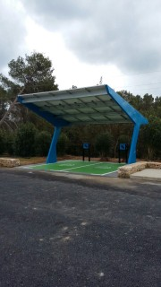 Foto 2 del punto Campo de Futbol de San Miguel