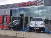 Foto 4 del punto Ibermotor Nissan Burgos