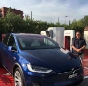 Foto 12 del punto Supercargador Tesla Girona