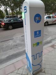 Foto 10 del punto IBIL - Paseo de la Castellana 106