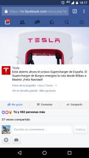 Foto 29 del punto Supercargador Tesla Burgos